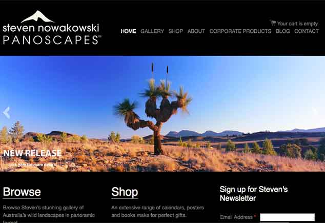 Steven Nowakowski Website Biopack Art Series Rainforest to Reef Rainforest Rescue Australia